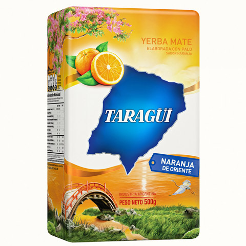Taragüi Orange des Orients